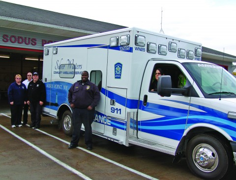 new ambulance 2
